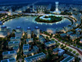 长沙湘江滨水区及橘子洲概念规划设计