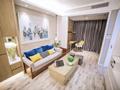 48平米的两居室,装修巧用阳台扩容