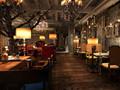 某欧洲风格咖啡厅室内装修设计cad全套施工图