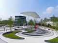 武汉金地丨商业综合体景观设计案例