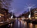 运河边的艺术:2018阿姆斯特丹灯光节
