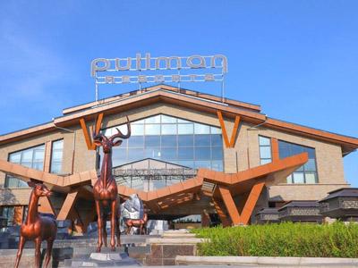 铂尔曼度假酒店施工组织设计