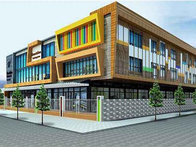 成都框架结构四层幼儿园实施施工组织设计(2020)