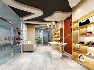 上海鞋帽店室内装修工程施工组织设计(2020年)